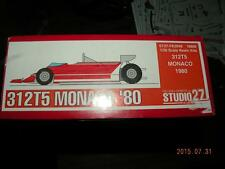 STUDIO 27 1/20 F1 FERRARI 312T5 RESIN KIT