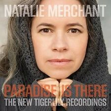 Natalie Merchant Paradise Is There The New Tigerlily Recordings vinyl NEW sealed