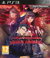 Tokyo Twilight Ghost Hunters PS3 * NEW SEALED PAL *