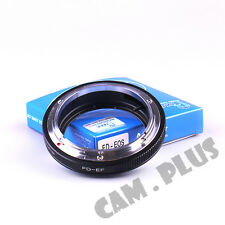 Camera Macro Adapter For Canon FD Lens to Canon EOS 7D Mark II 5DIII 70D 60D 1Ds