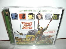 FLIGHT FROM ASHIYA, film soundtrack,intrada ltd 1000