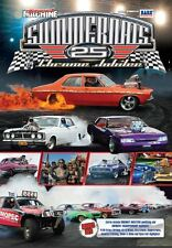 Official Street Machine SUMMERNATS 25 DVD! Chrome Jubilee . V8's . Ford . Holden