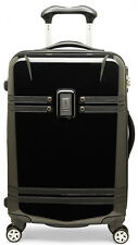"Travelpro Luggage Crew 10 21"" Hardside Spinner Carry On - Black"