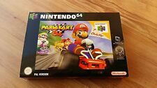 Mario Kart (Nintendo 64, 1997) - cleaned and tested - read more below