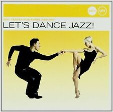 Let's Dance Jazz! Hot Tracks for Swing Dancing CHICK WEBB OSCAR PETERSON Verve