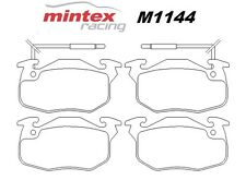 Mintex M1144 Peugeot 205 1.4 GR/XT/XS/Lacoste 83 88 Front Race Brake Pads MDB129