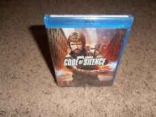 CODE OF SILENCE blu-ray BRAND NEW FACTORY SEALED movie