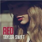 Taylor Swift - Red (2012)  CD  NEW/SEALED  SPEEDYPOST