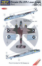 LF Models Decals 1/72 DORNIER Do-17P GERMAN LEGION CONDOR
