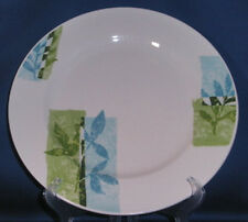 Royal Norfolk Dinner Plate(s) Leaves on Blue & Green Panels