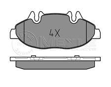 Pour mercedes vito 639 W639 plaquettes frein avant set kit meyle allemagne bosch type 03 -