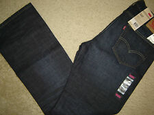 NWT Levi's 527 jeans 34 x 32 Slim Boot Cut R$60   Style # 05527-0490