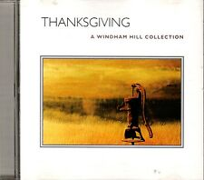 THANKSGIVING A WINDHAM HILL COLLECTION: NEW AGE INSTRUMENTAL HOLIDAY MUSIC! NEW!