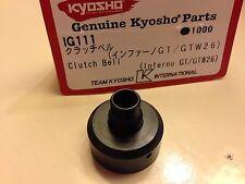 KYOSHO INFERNO GT, GT2 RACE SPEC, 2 SPEED CLUTCH BELL, IG111, GTW26
