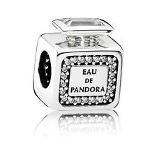 Authentic Pandora charm Signature Scent Perfume Bottle 791889CZ