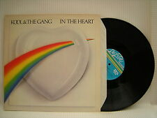 Kool & The Gang - In The Heart, De-Lite Records DSR-4 Ex A1/B1 Press Vinyl LP