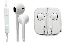 Original Apple EarPods With Remote and Mic For Apple iPhone 5 4 4s 3 3gs iPod