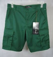 Simon & Thomas Men's Cargo Short - Size 36 - Color Green