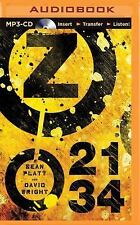 Z 2134: Z 2134 1 by Sean Platt and David Wright (2015, MP3 CD, Unabridged)