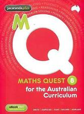 Maths Quest 8 for the Australian Curriculum & eBookPLUS ' Catherine Smith