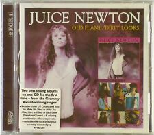 2x CD - Juice Newton - Old Flame / Dirty Looks - NEU - #A2940