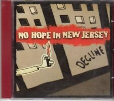 (BK272) No Hope In New Jersey, Decline - 2005 CD