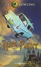 LIBRO Harry Potter e la camera dei segreti: 2. J. K. Rowling