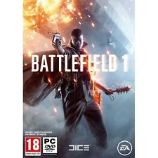 Battlefield 1 PC Game Brand New