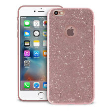 GLITTER SHINE ROSE GOLD COVER IPHONE 7PLUS PURO
