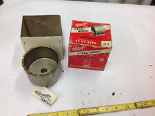 """3-3/4"""" Milwaukee 49-57-3750 Carbide Tipped Steel Hawg Metal Boring Cutter NEW"""