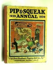 Pip & Squeak Annual 1939 Incorporating Wilfred's Annual (Anon - 1939) (ID:44898)