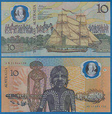 Australia 10 Dollars P 49 b 1988 UNC Commemorative Low Shipping Polymer (1 Note)