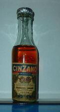 CINZANO BIANCO CL 5.5 VERMOUTH BIANCO MINIATURE MIGNONETTE