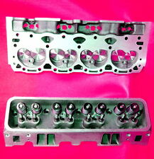NEW 2 GM CHEVY VORTEC 350 CYLINDER HEADS 2.02 STAINLESS VALVE 906 062 NO CORE