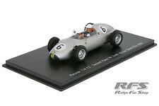 1:43 Porsche 718 RS 60-formula libre bonnier sudáfrica 1960 Spark map02021313