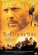 Tears of The Sun ~ Bruce Willis ~ Special Edition DVD WS ~ FREE Shipping USA