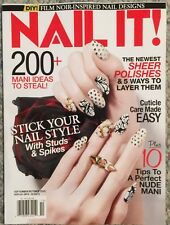 Nail It Mani Ideas To Steal Cuticle Care September/October 2015 FREE SHIPPING