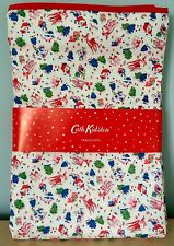 AUTHENTIC CATH KIDSTON LARGE CHRISTMAS DEER SANTA TABLECLOTH 250 x 140cm - BNWT!