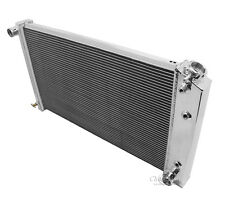A/C Heavy Duty, 1970 -77 Chevy Monte Carlo 4 Row Core Aluminum Champion Radiator