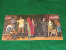 """New Coca Cola  """"Sports Party"""" cardboard sign"""