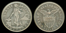 20 Centavos 1918-S US-Philippine Silver Coin - Stock # 1