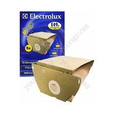 Véritable electrolux sac papier et aspirateur filtre pack (E49N)