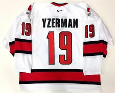 STEVE YZERMAN 2002 SALT LAKE OLYMPICS GOLD TEAM CANADA NIKE JERSEY LARGE NEW