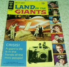 Land of the Giants 5 (VF+ 8.5) 1969 TV Photo cover,! 25% off Guide!