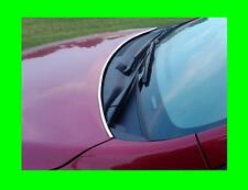 1 Piece Chrome Hood Trunk Molding Trim Kit For Pontiac Models