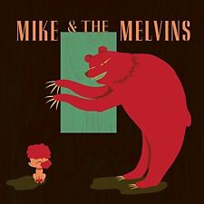 Mike & the Melvins-three men and a Baby CD NEUF