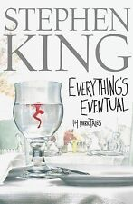 Everything's Eventual by Stephen King (2002, Hardcover) 1st Edition
