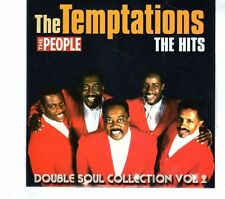 (GR789) The Temptations, The Hits, 10 tracks - 2006 The People CD