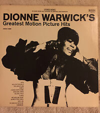 Dionne Warwick's Greatest Motion Picture Hits Scepter SPS 575  1969