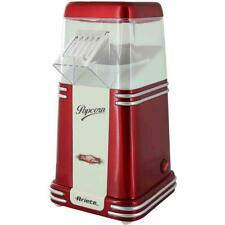 BRAND NEW ARIETE AIR POPCORN POPPER MAKER MACHINE HEALTHY QUICK EASY TO USE